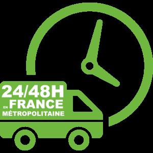 Camion Horloge Livraison 24H