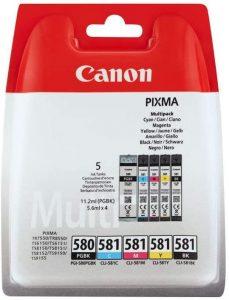 Cartouche Canon 581 Noir