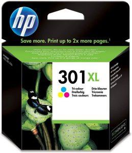 Cartouche HP 301 Couleurs XL